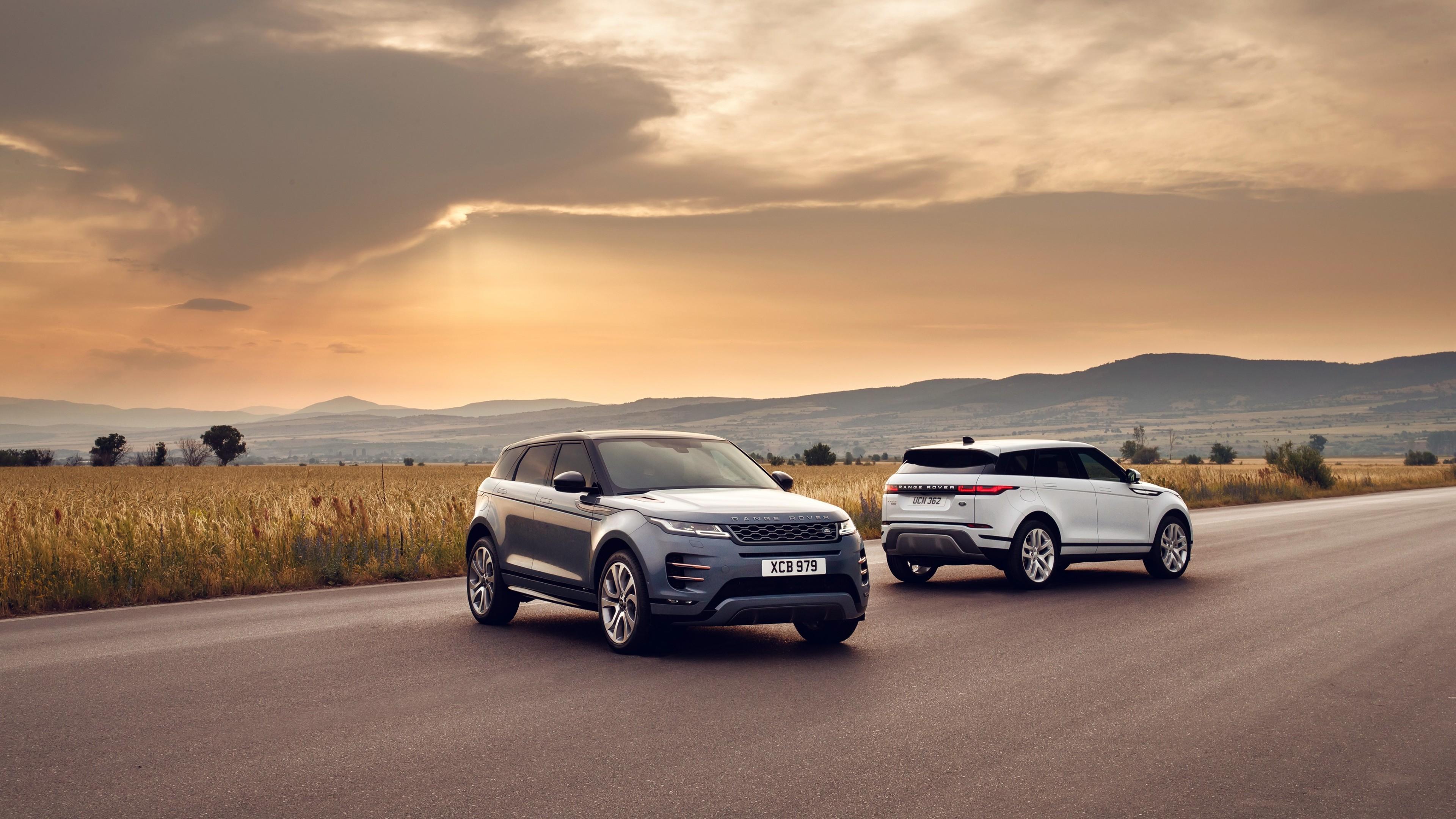 Wallpaper Range Rover Evoque SUV 2019 Cars 4K Cars Bikes 20941 3840x2160