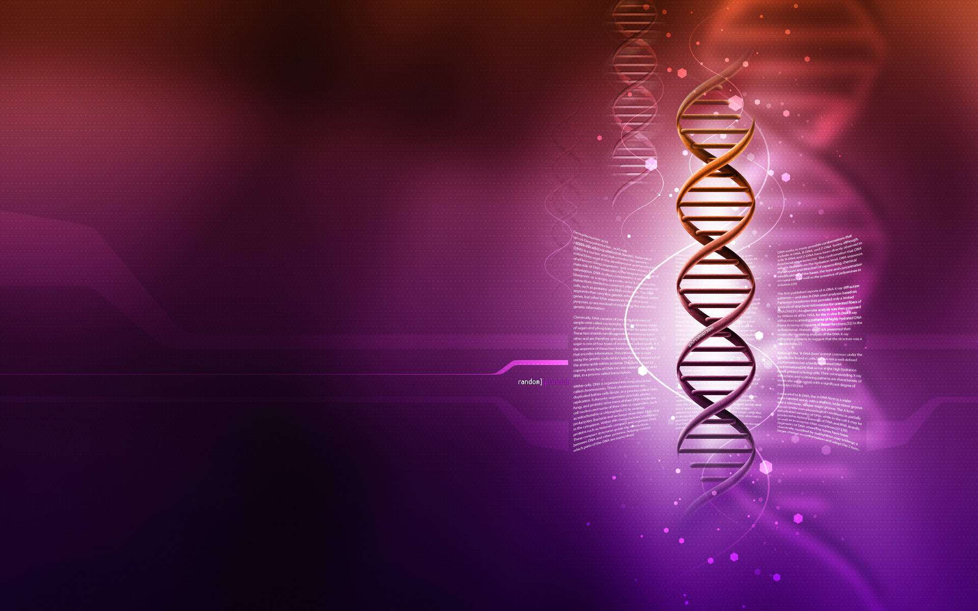 3D DNA Wallpapers HD Wallpapers 1920x1200