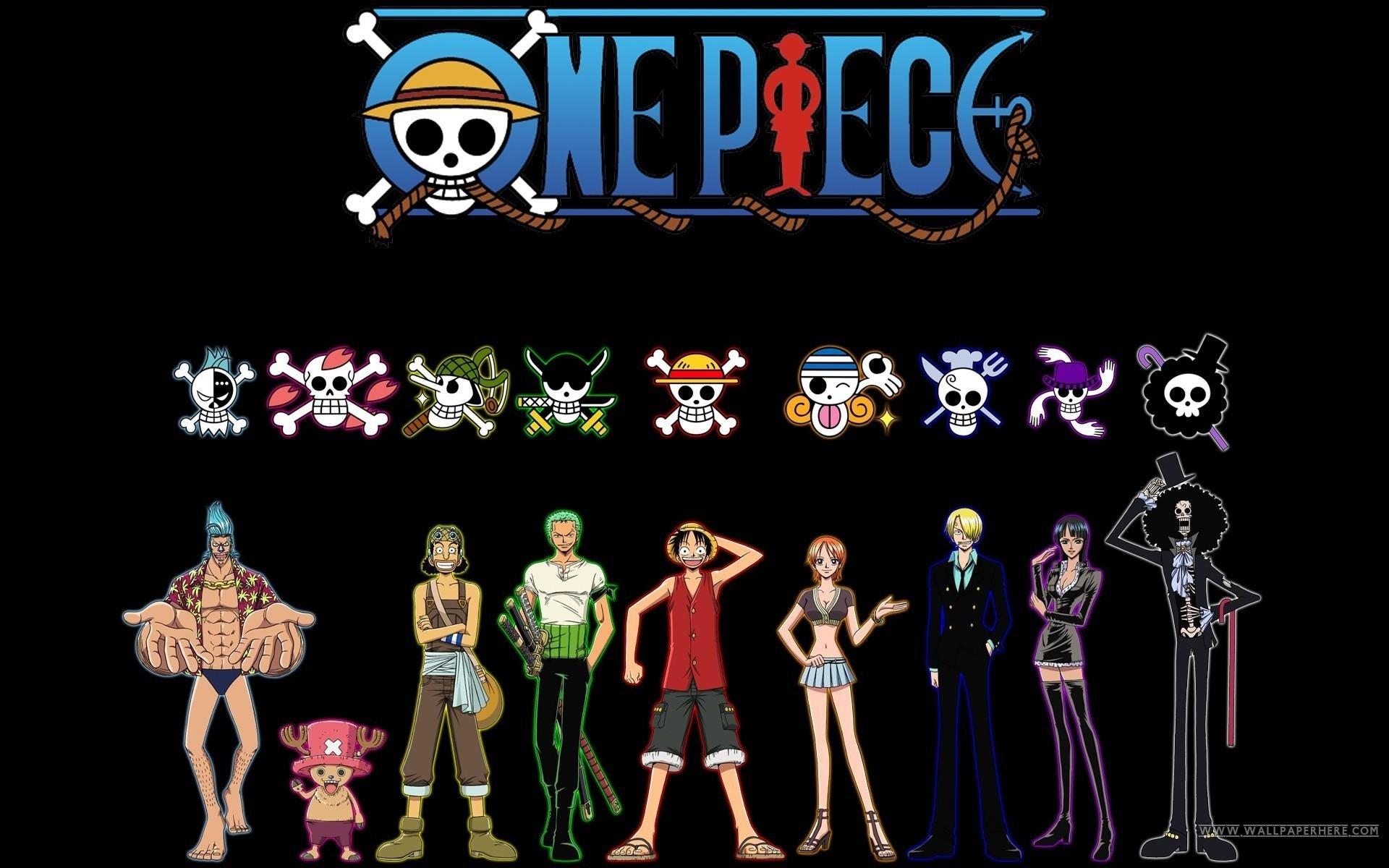73 One Piece Anime Wallpaper On Wallpapersafari