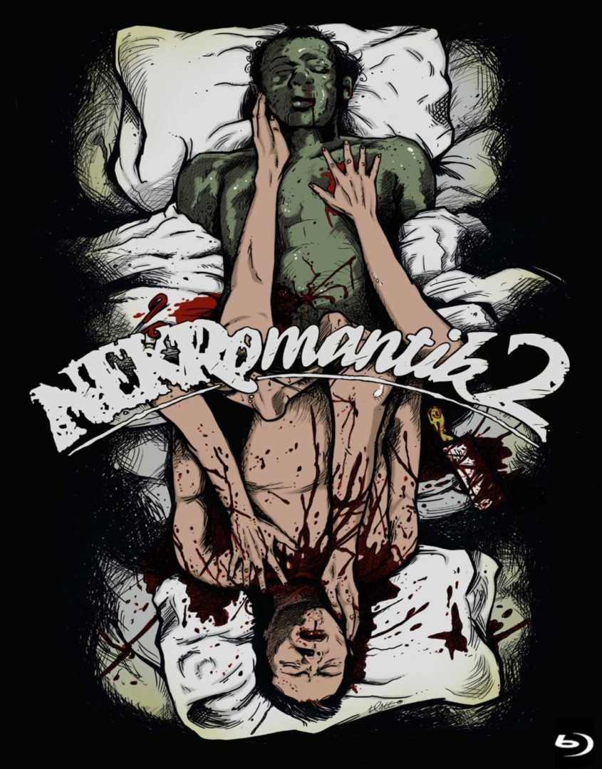 NEKROMANTIK 1 2 Blu ray Bundle limited edition of 500 coming for 845x1080