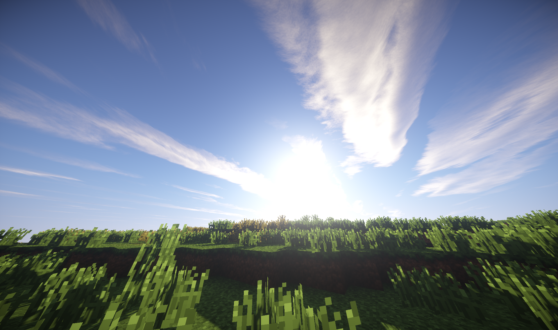 Shader WallPapers   Discussion   Minecraft Java Edition 1920x1138