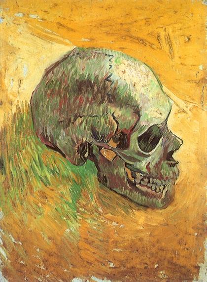 skulls vincent van gogh 2257x3071 wallpaper Painters Vincent Van Gogh ...