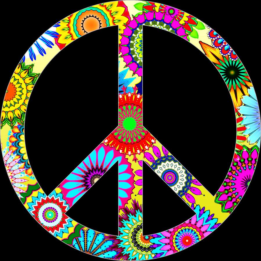 Wallpapersafari: Cool Peace Sign Wallpaper