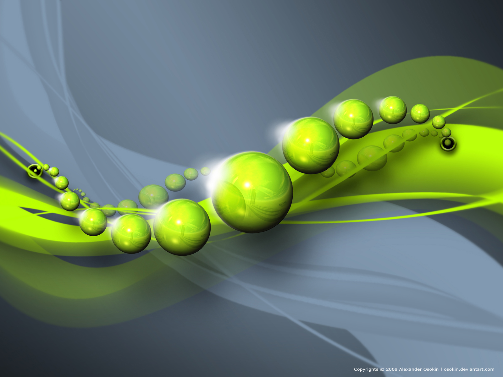 21 Unique Abstract 3D Desktop Wallpapers 1600x1200