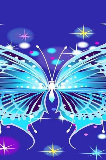 3D Butterfly Live Wallpaper Download   3D Butterfly Live Wallpaper 10 440x660