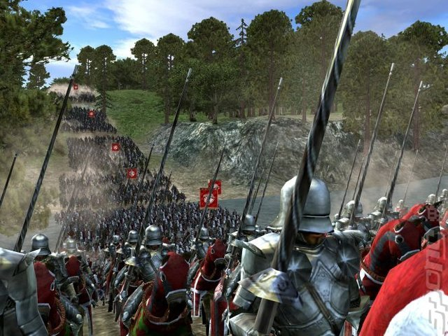 Medieval 2 Total War Wallpaper Medieval ii total war 640x480