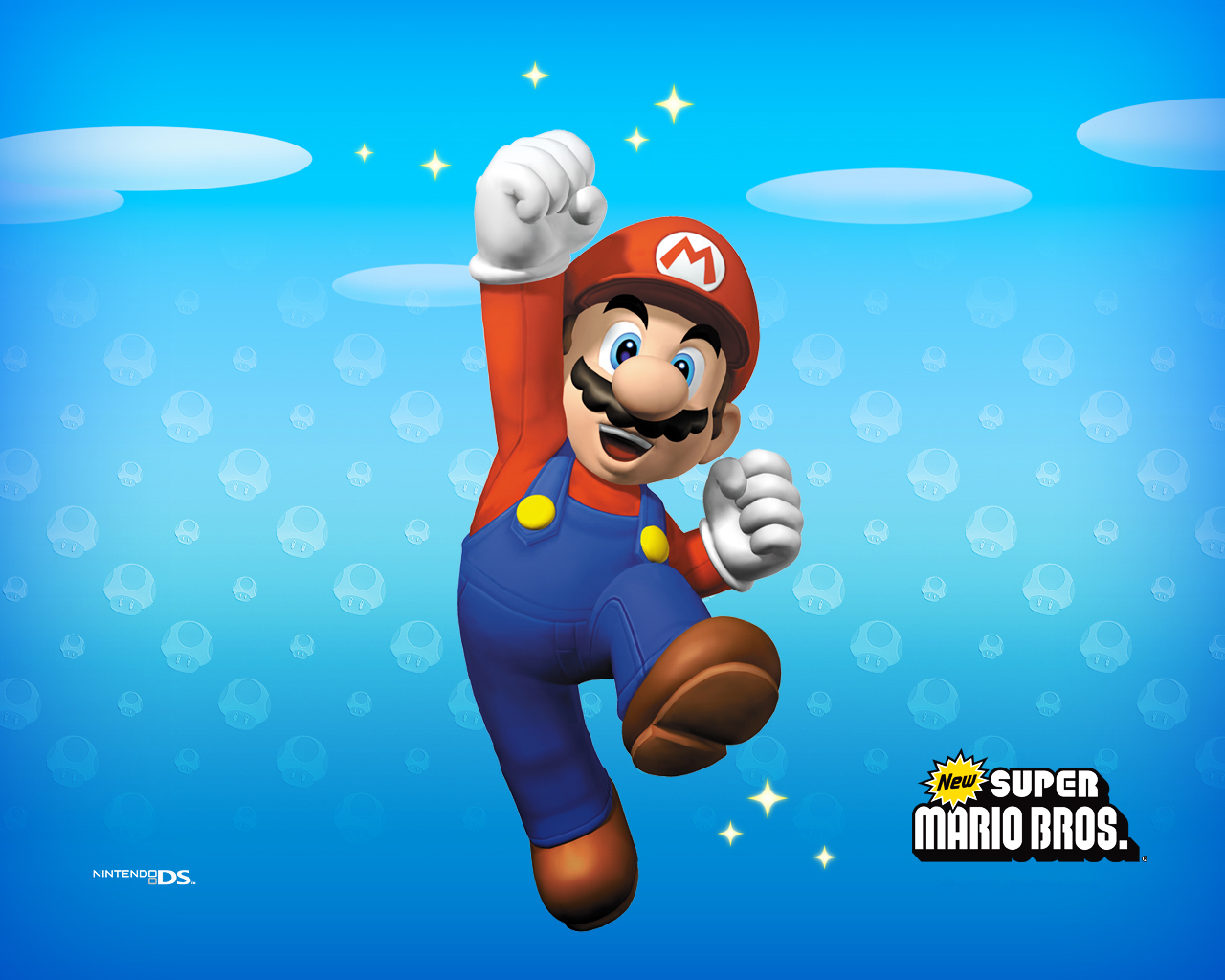 New Super Mario Brothers Wallpaper super mario bros 5314167 1280 1024 1280x1024