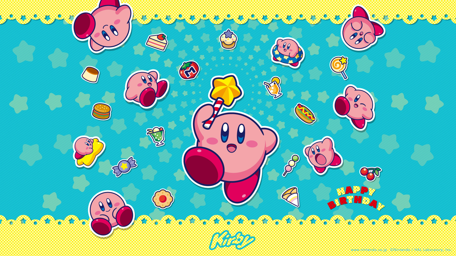 73 Kirby Wallpapers on WallpaperPlay 1920x1080