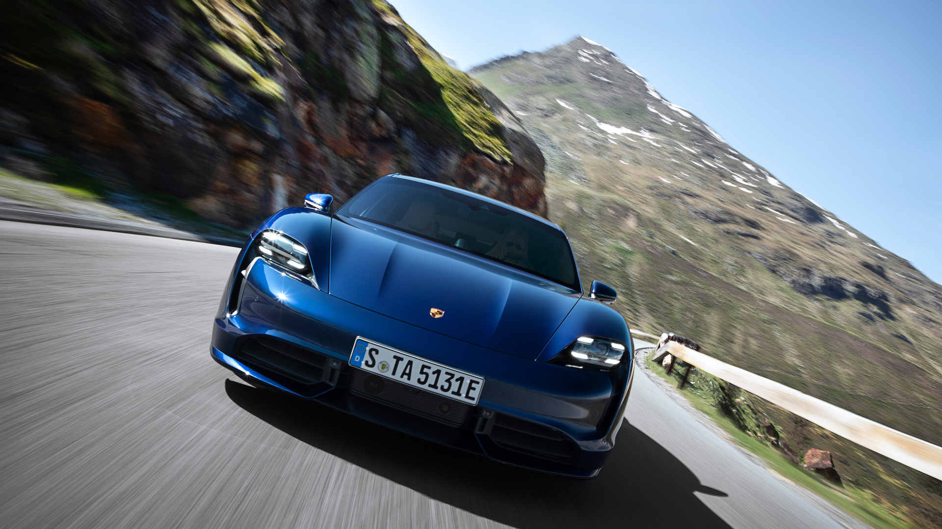 2020 Porsche Taycan Review Ratings Specs Prices and Photos 1920x1080
