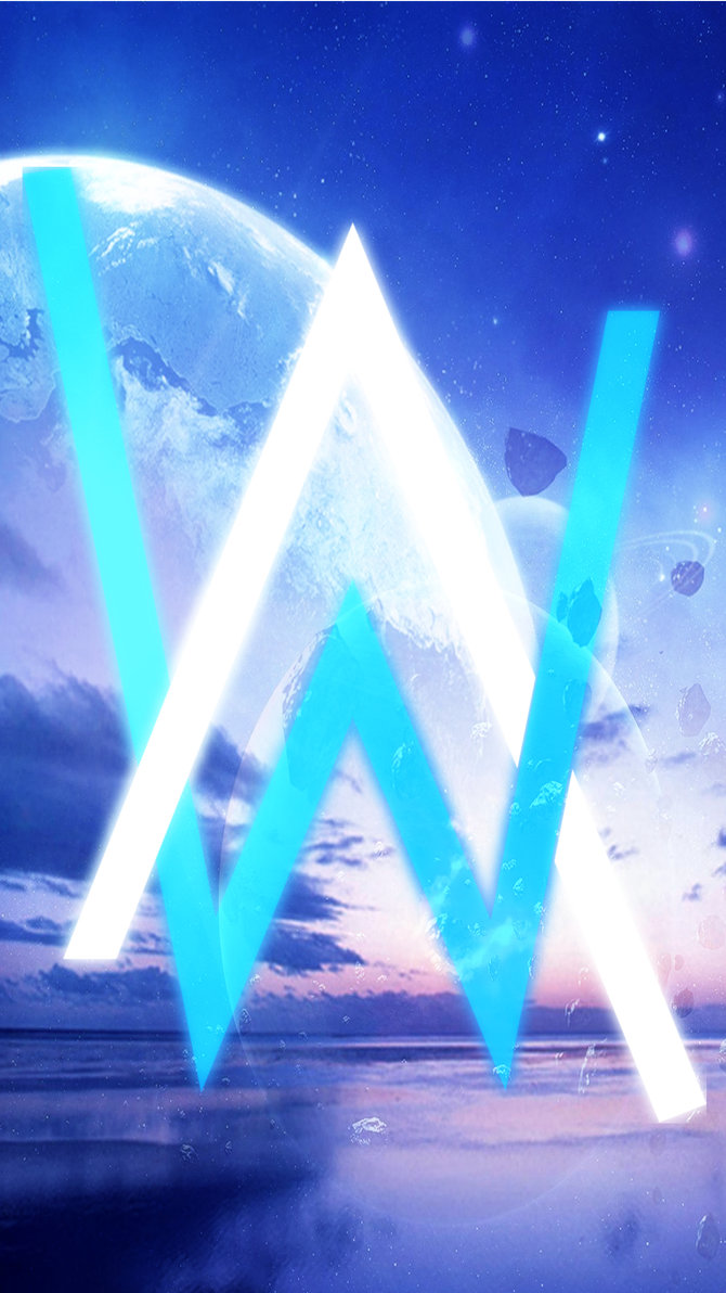 Alan Walker Smartphone Wallpaper by nestroix 670x1192