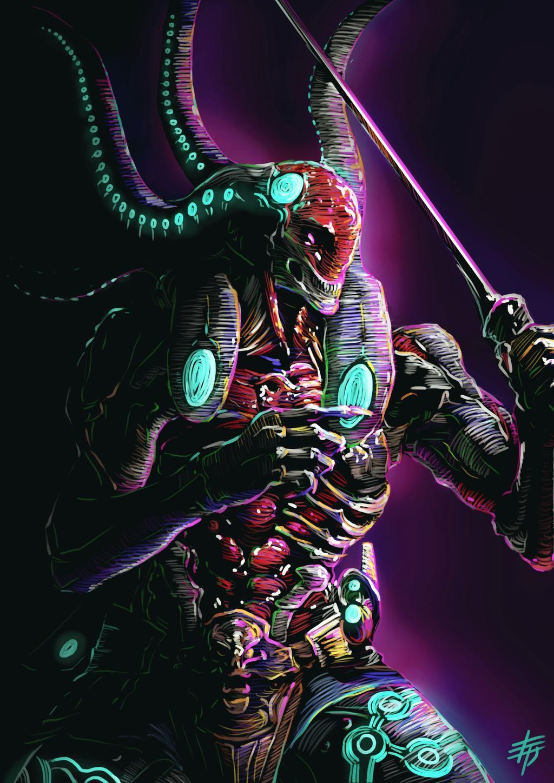 Yoshimitsu from Tekken 7 Tekken Cool Awesome Wallpaper 1024x1448