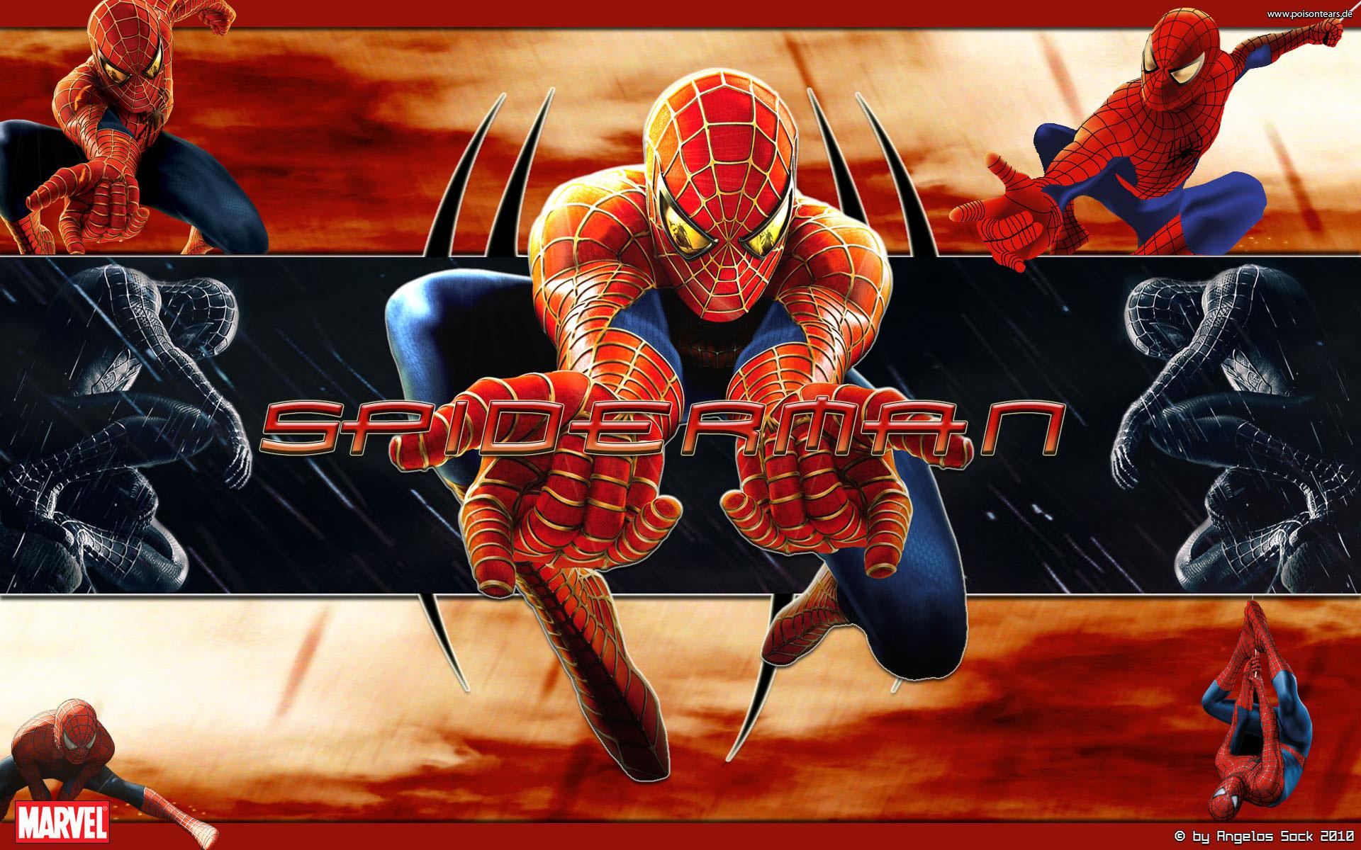 Wallpapers   Spiderman Movie wallpaper 1920x1200