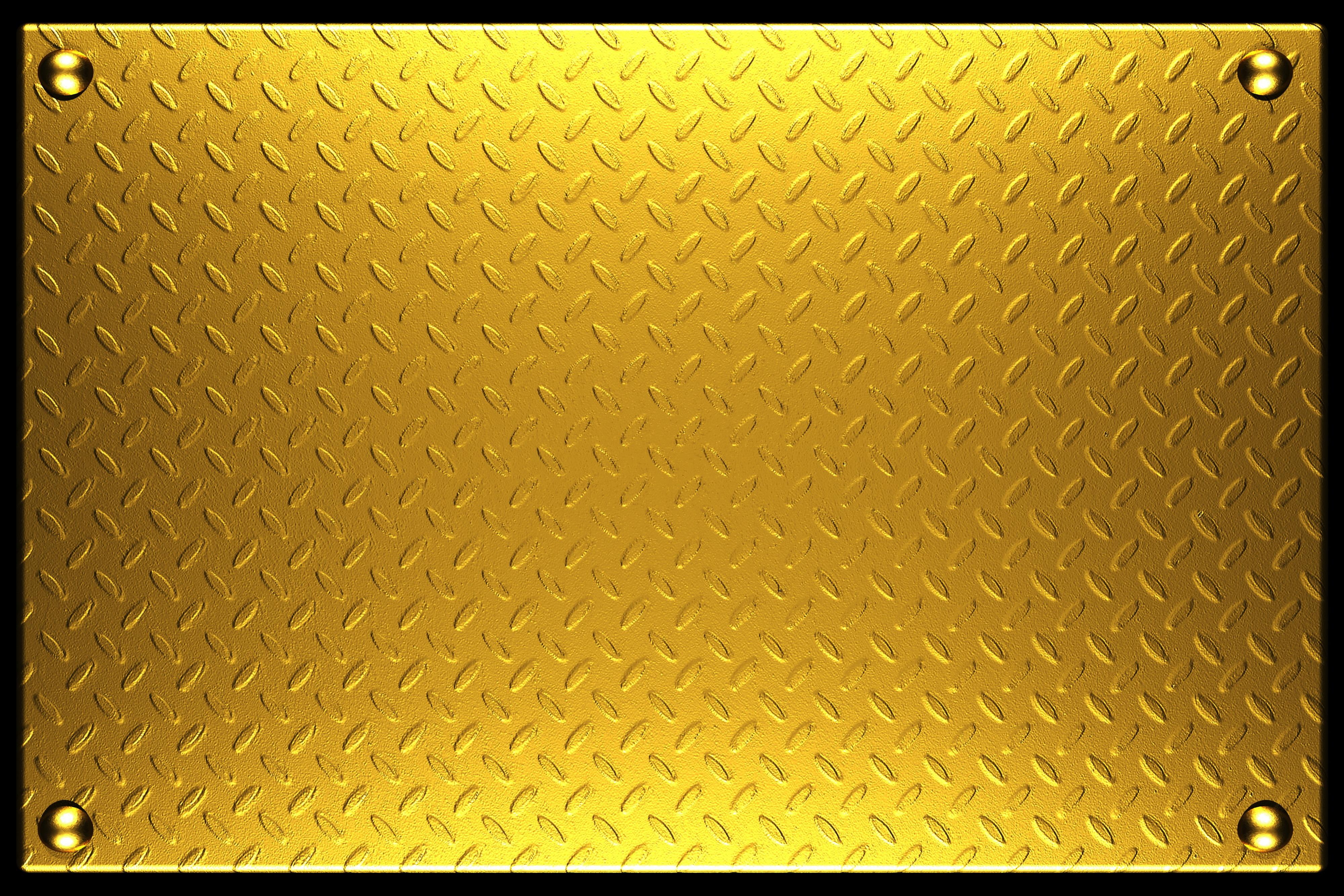 Metal gold metallic steel plate texture background metal 4000x2667