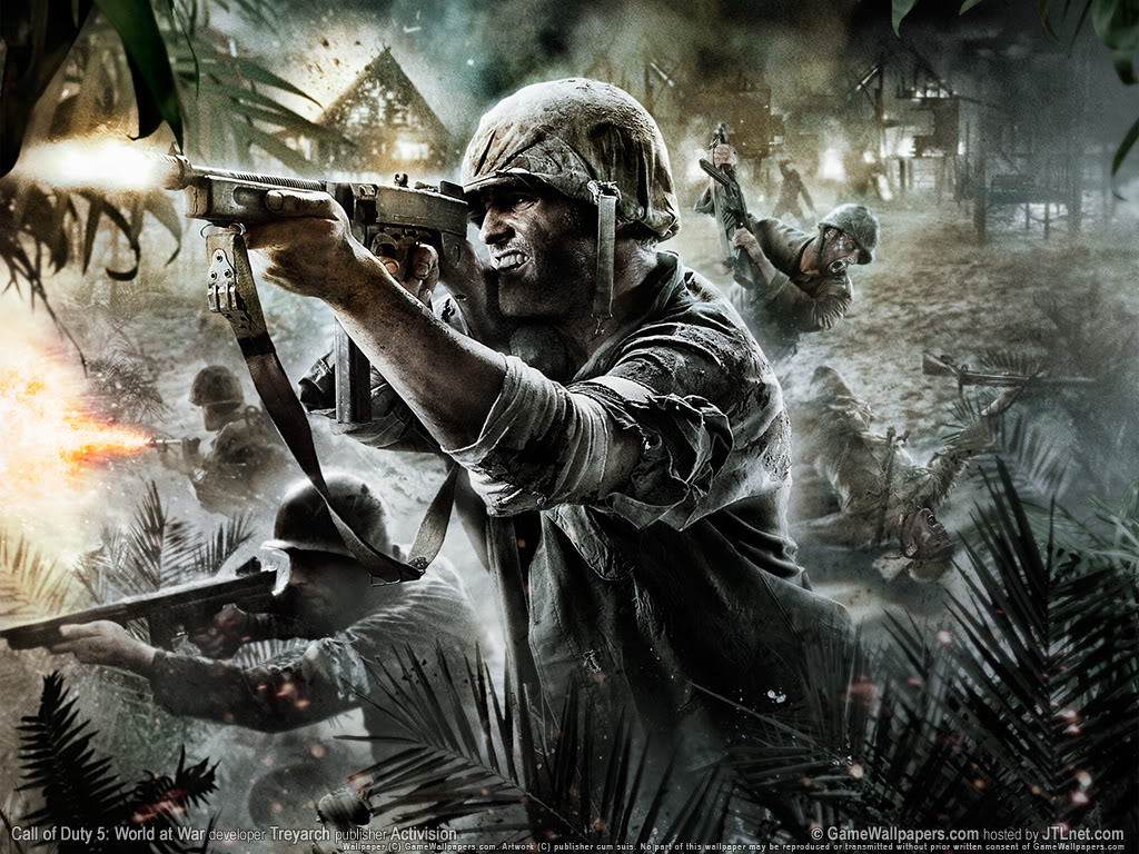 Call Of Duty Zombies Wallpaper Hd Wallpapers 1024x768