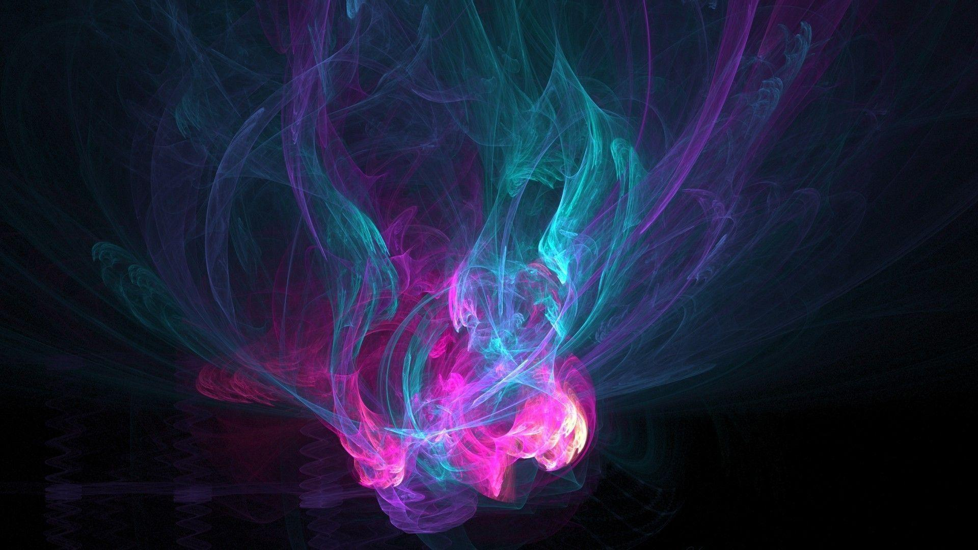 Colored Smoke Backgrounds 1920x1080