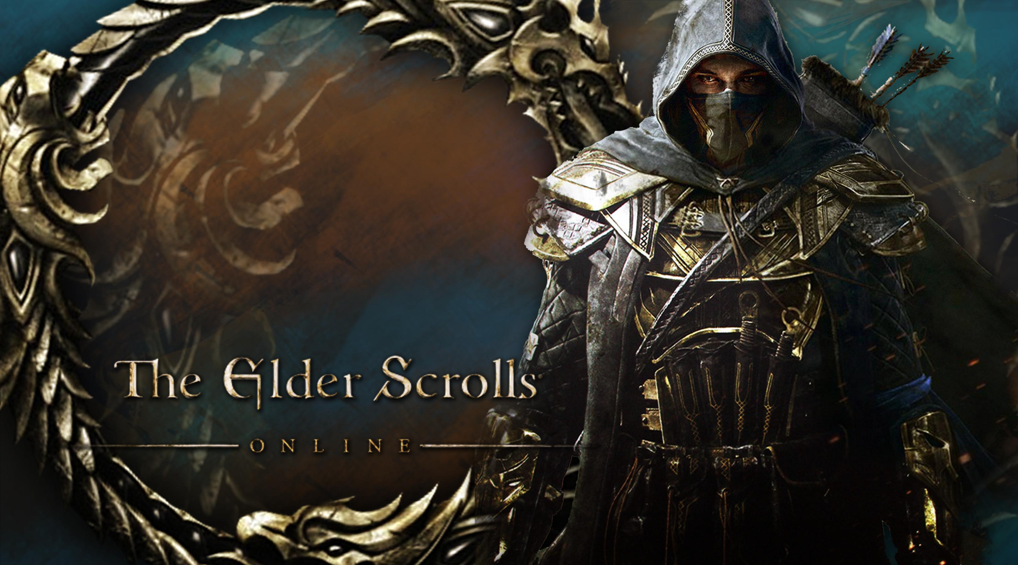 Free Download The Elder Scrolls Online By Horse Wolf Dezine