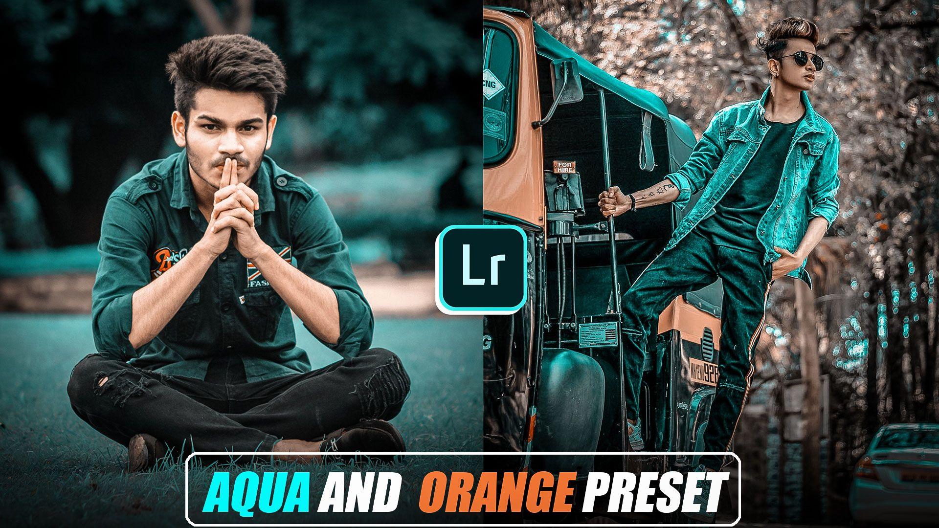 New] Lightroom CC aqua and orange Preset Lightroom presets 1920x1080