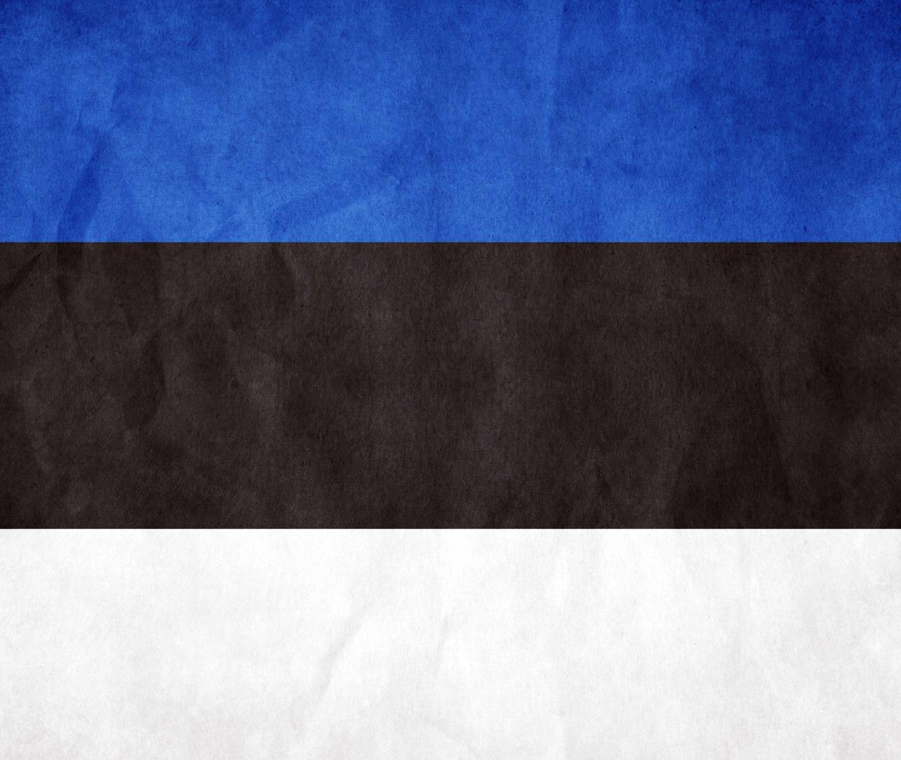 Estonia Countries Flag Artwork Wallpaper Gold Wallpapers 1280x1080