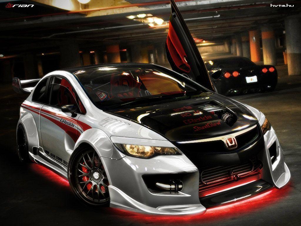 Honda Civic Wallpapers 1024x768