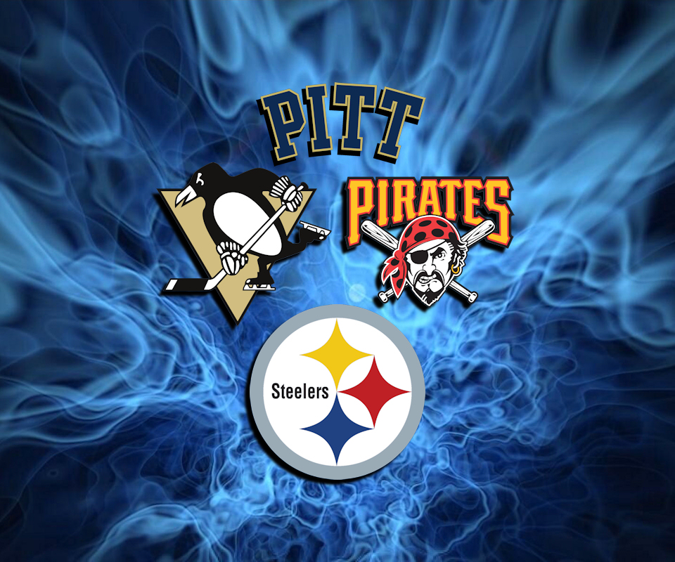 Flames Wallpaper By Fatboy97: [47+] Steelers Pirates Penguins Wallpaper On WallpaperSafari