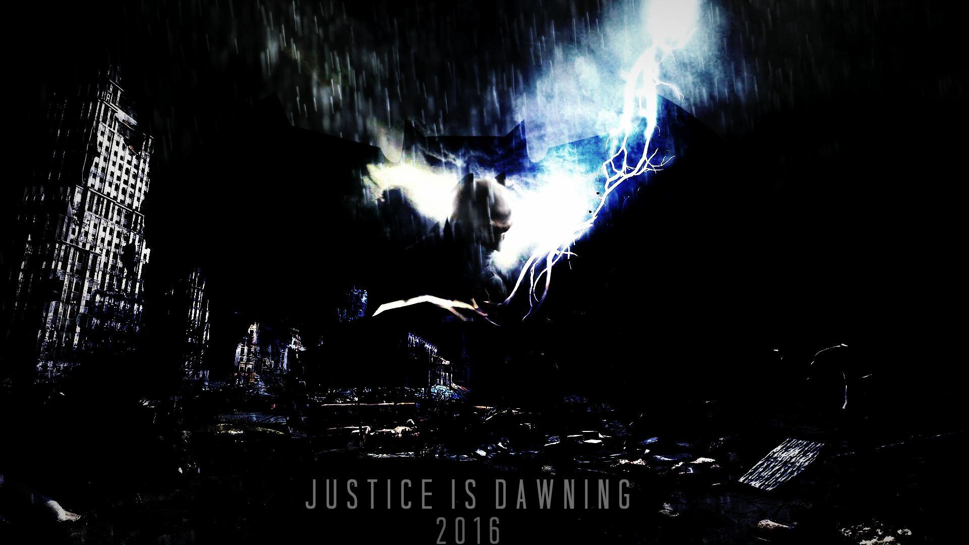 Batman V Superman Dawn of Justice Wallpaper 2016 by TheDarkRinnegan on 1920x1080