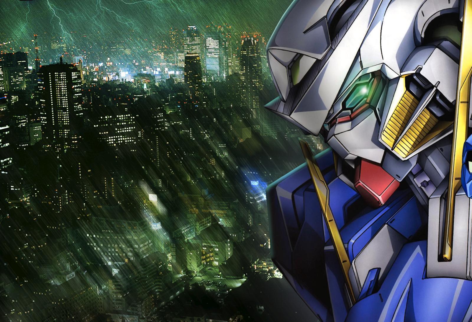 Gundam Exia Wallpapers 1600x1091