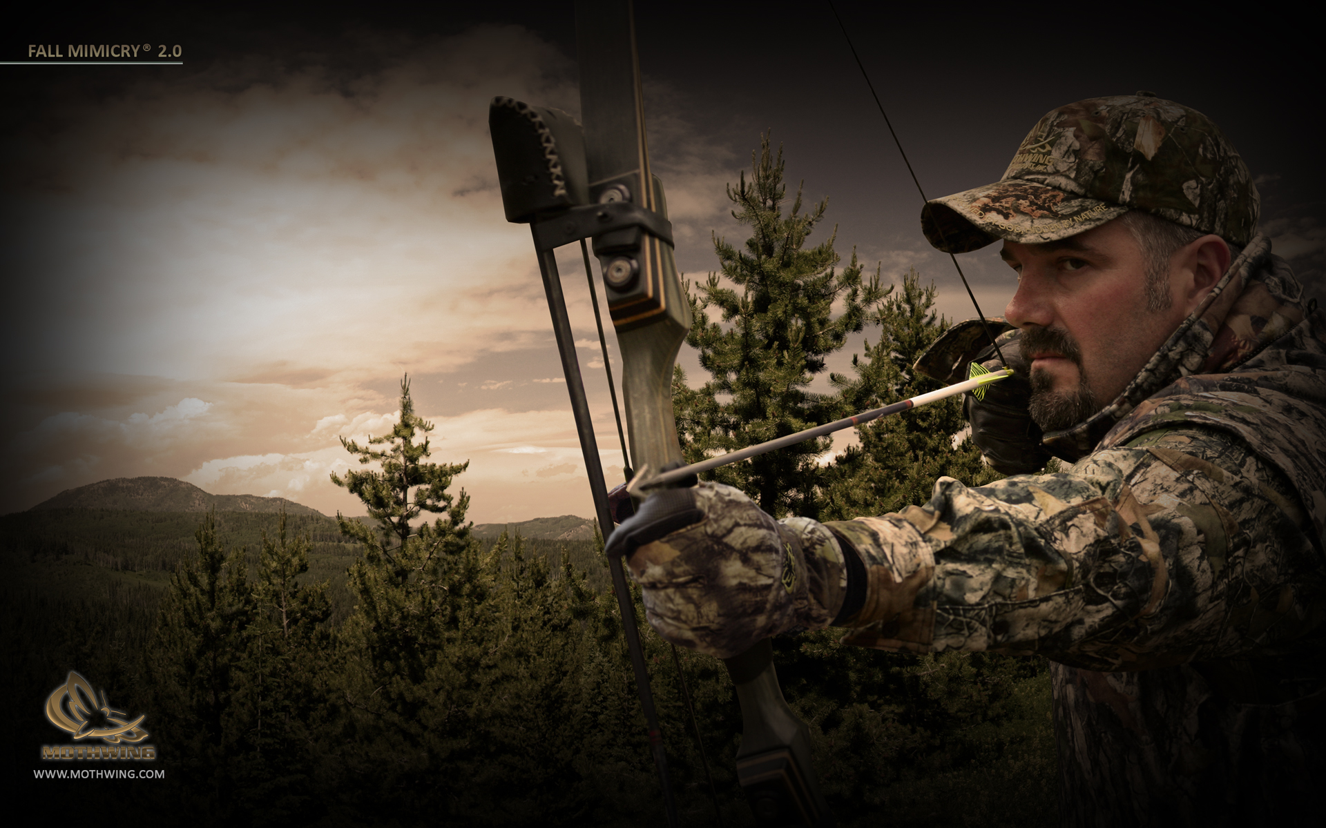 Mathews archery hunting wallpaper