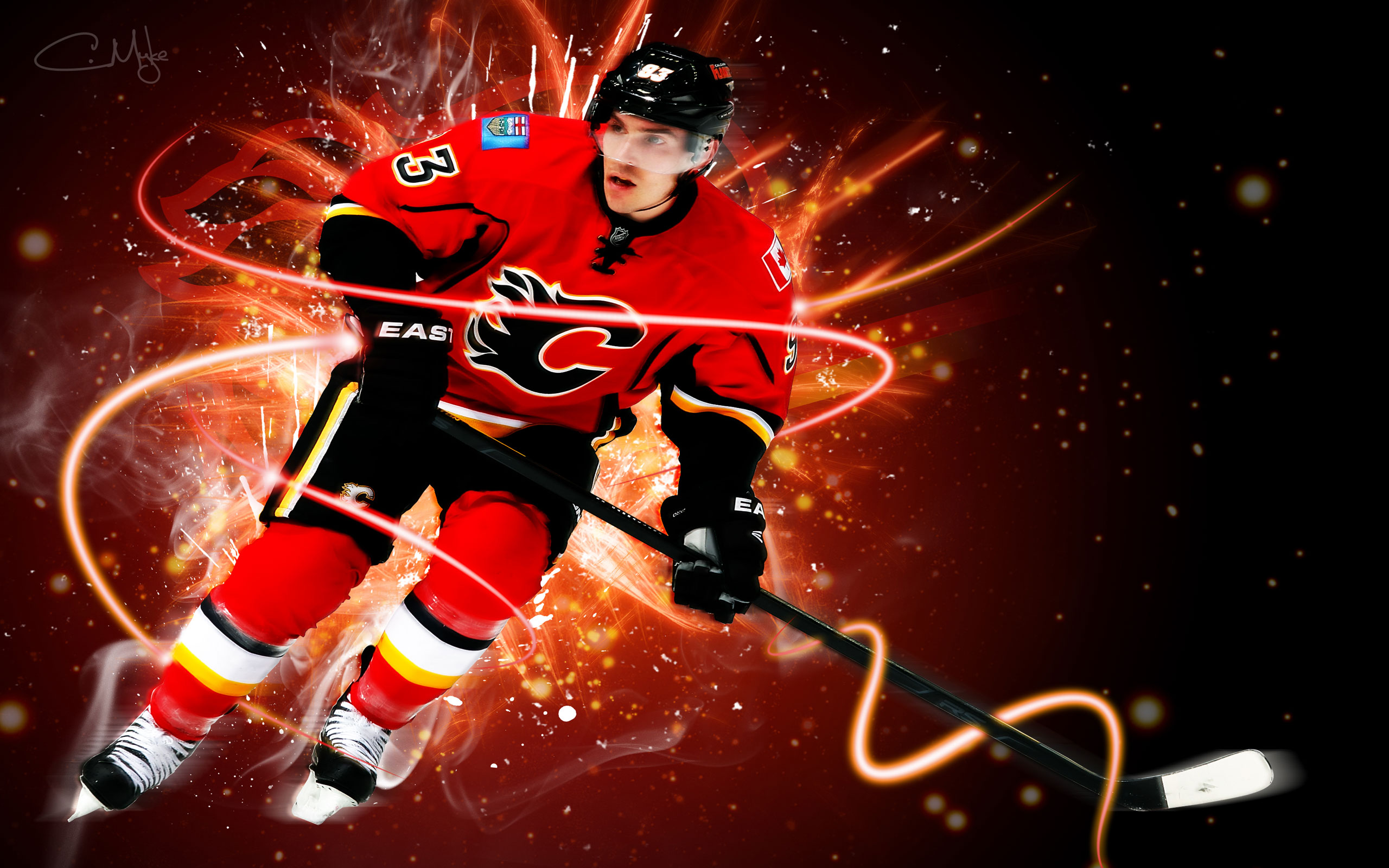 In Gallery Calgary Flames Wallpapers 47 Calgary Flames 2560x1600