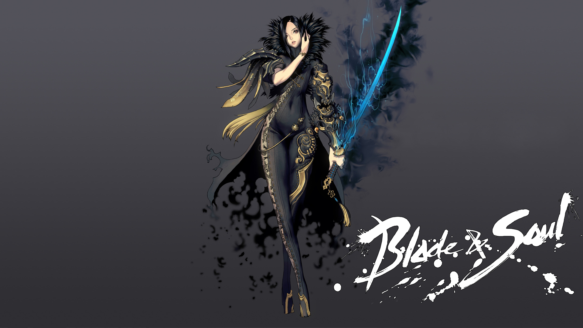 jin anime girl blade and soul spring 2014 1920x1080 1080p wallpaper 1920x1080