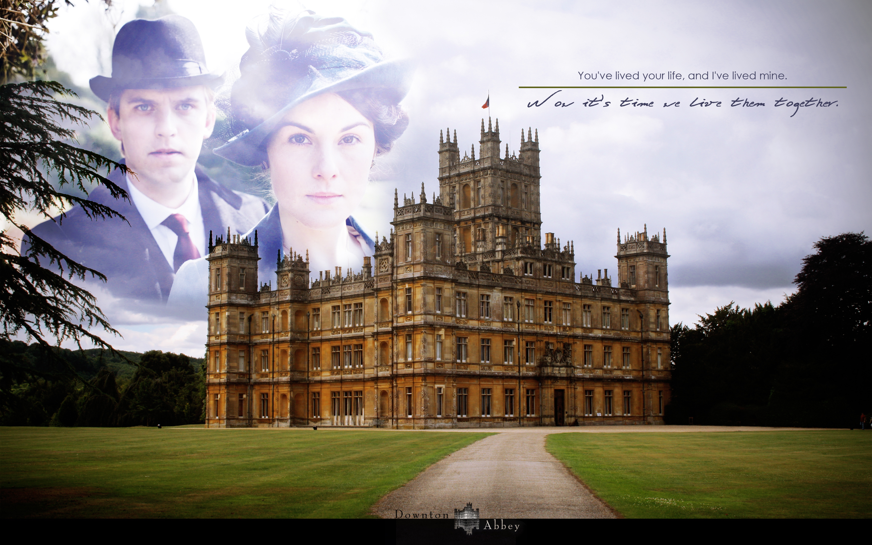 26 Downton Abbey HD Widescreen Background Wallpapers GsFDcYcom 2880x1800
