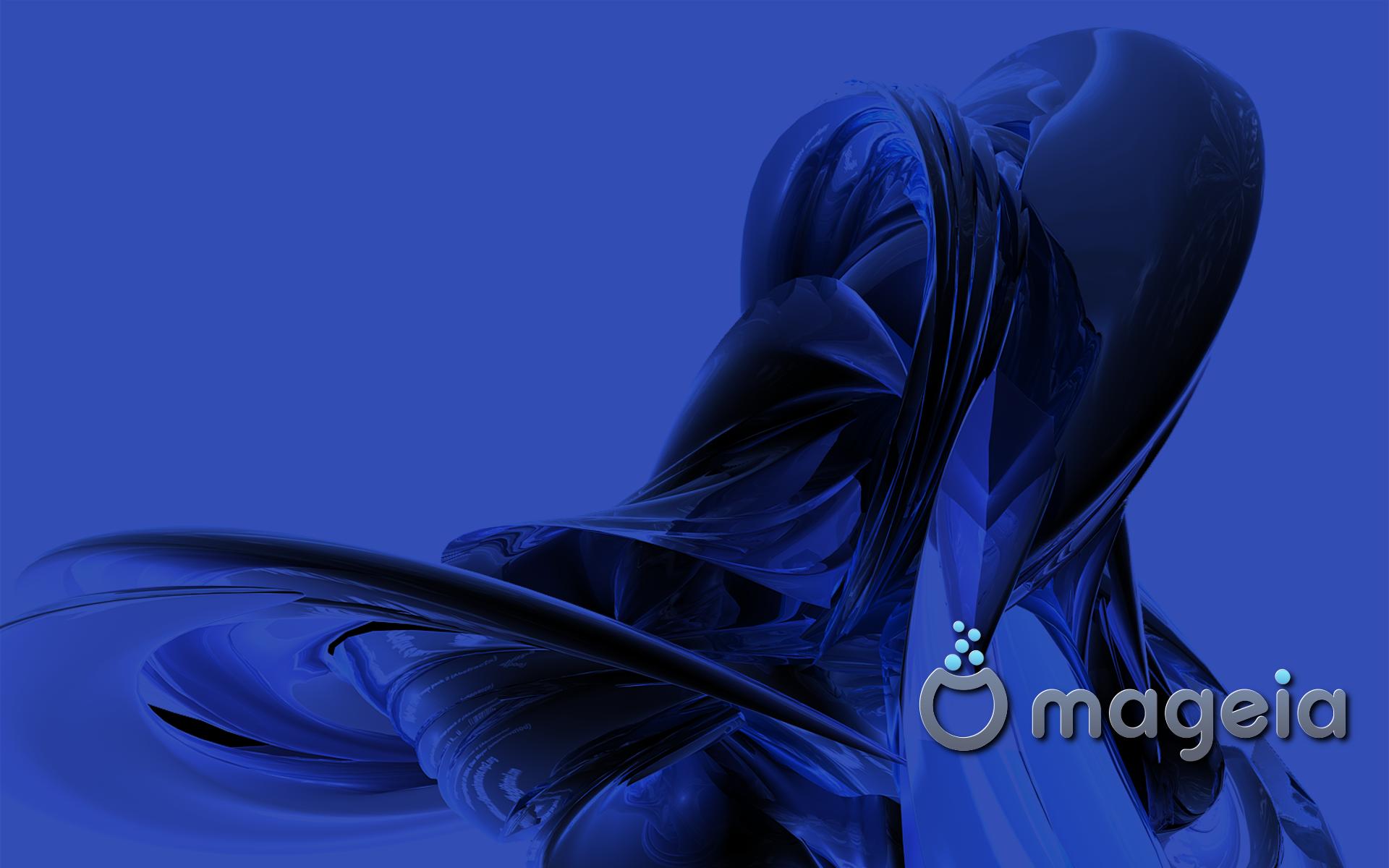 Mageia Azul   Wallpapers 1920x1200