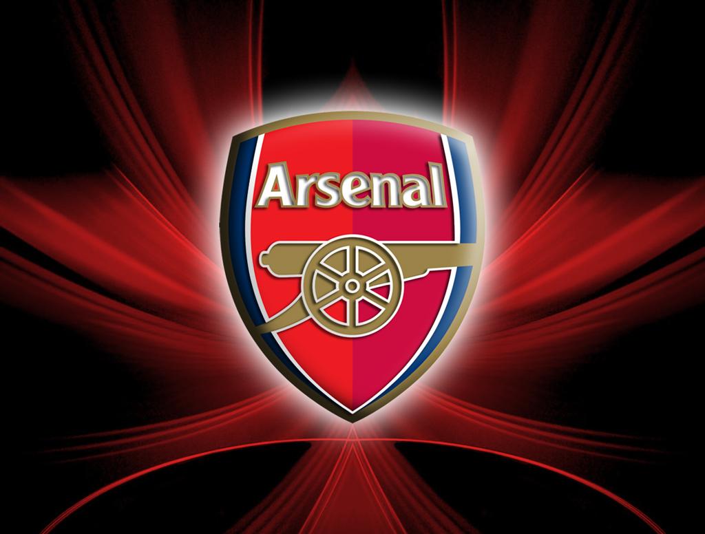 Arsenal Football Club Logo   Football Wallpaper HD Football Picture 1024x776
