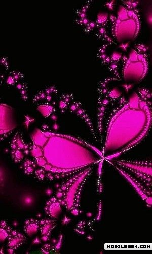 download   Download the Purple Butterfly Live Wallpaper App to 300x500