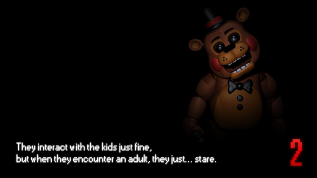Five Nights At Freddys 2   Toy Freddy by Ayaxz Majora 1024x576