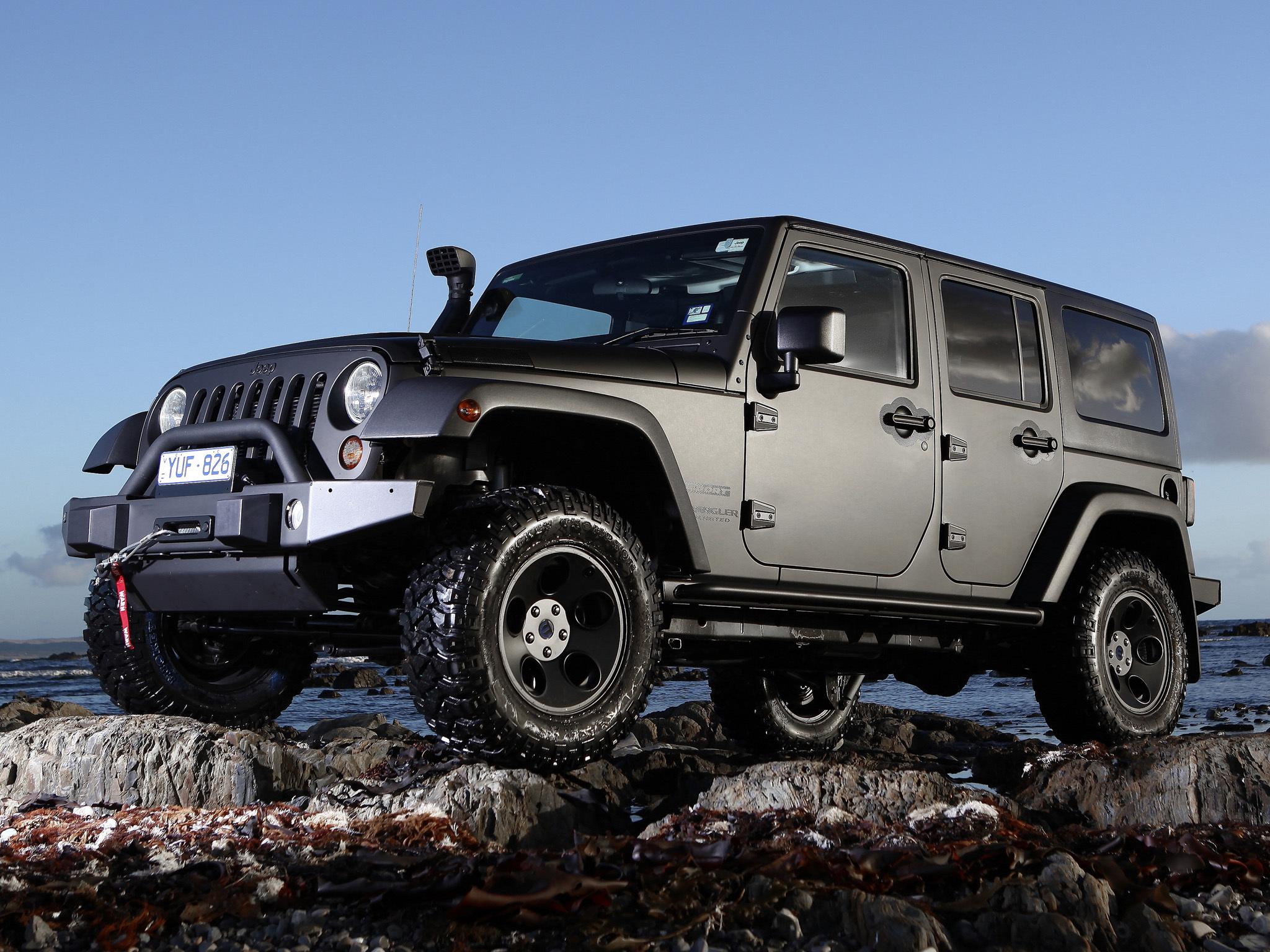 Jeep Wrangler Background 2048x1536