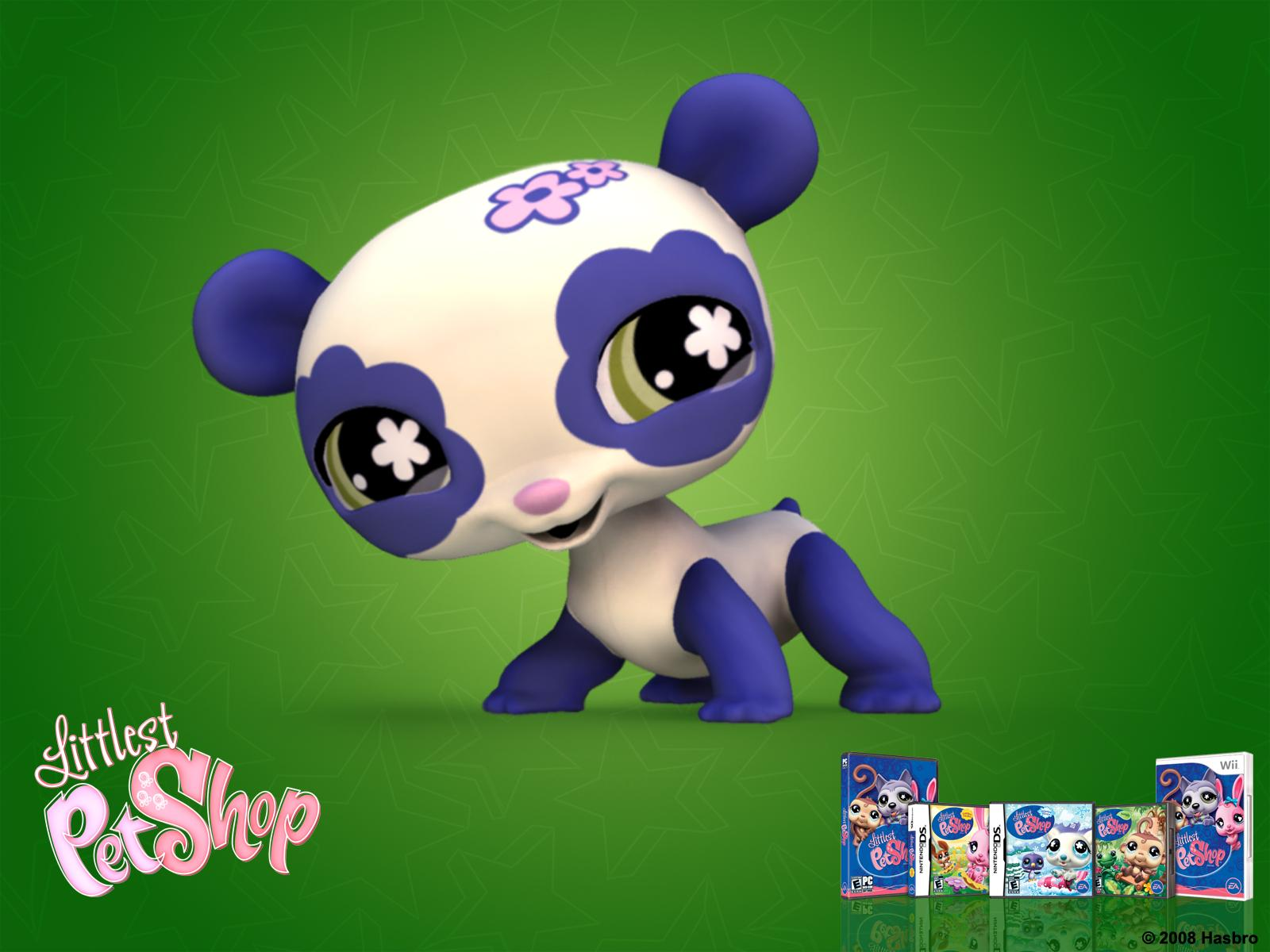 Panda Wallpaper   Littlest Pet Shop Wallpaper 27954986 1600x1200