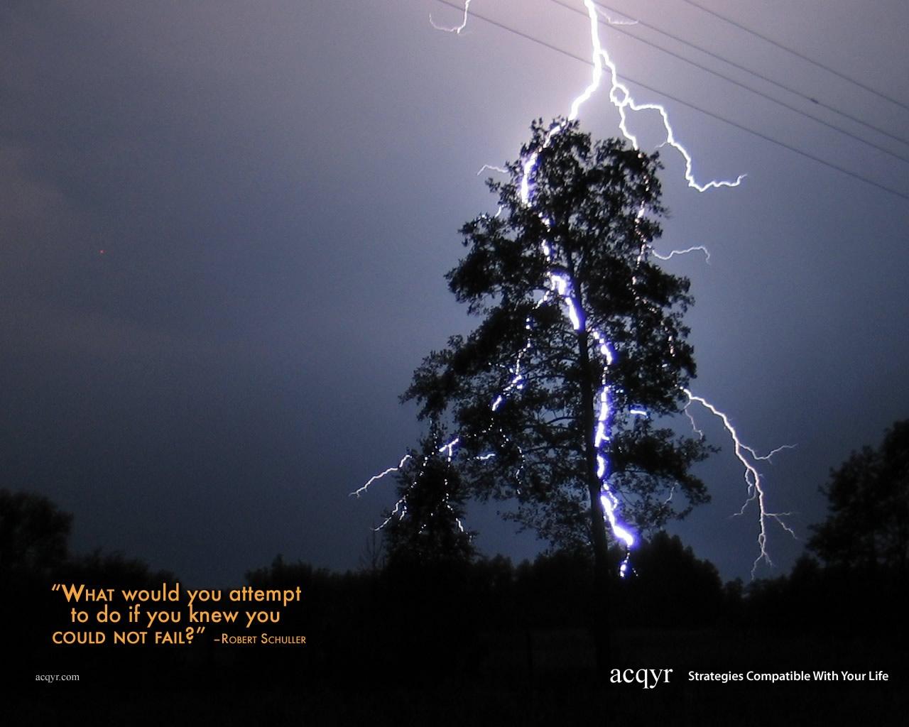 Lightning Desktop Wallpaper Background 1280x1024