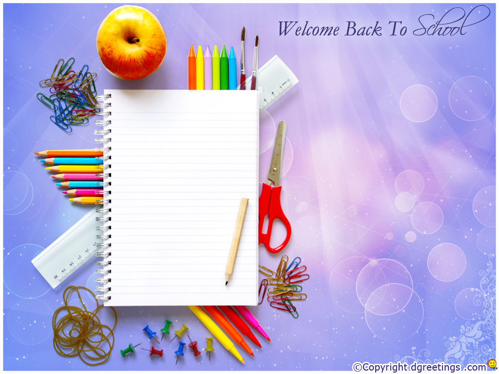 Back to School wallpapers Back to School Wallpapers Wallpapers 1024x768