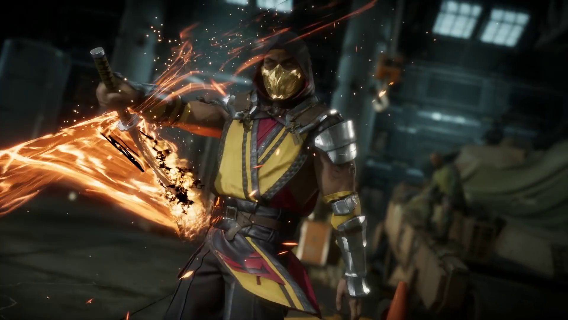 Free Download Heres Everything We Know About Mortal Kombat 11 The