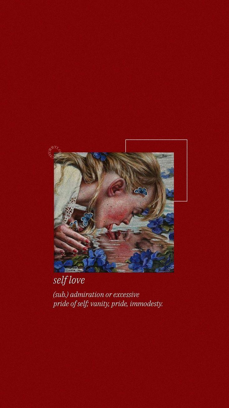 45 Red Aesthetic Wallpaper On Wallpapersafari