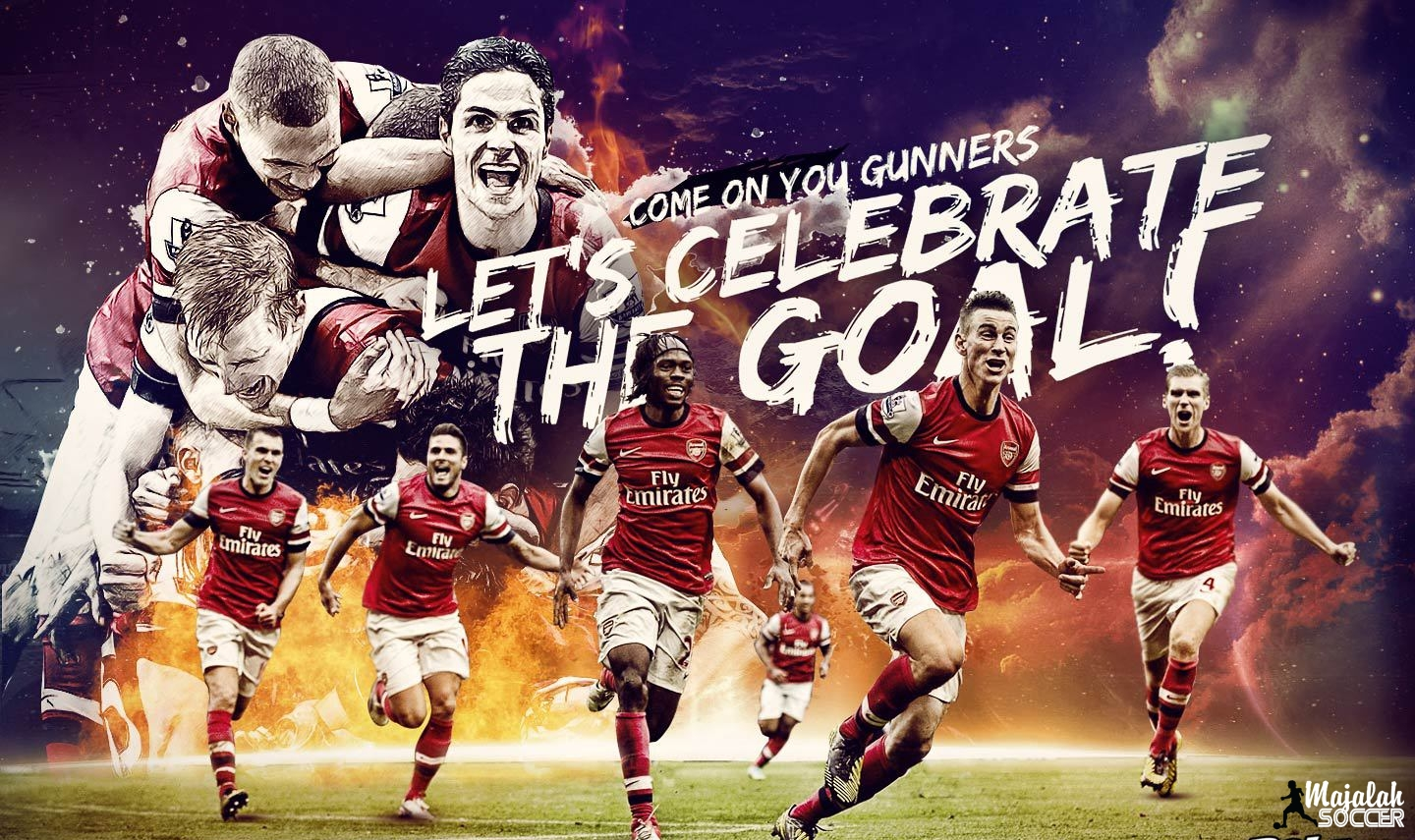 Arsenal 2013   All About Football 1440x855