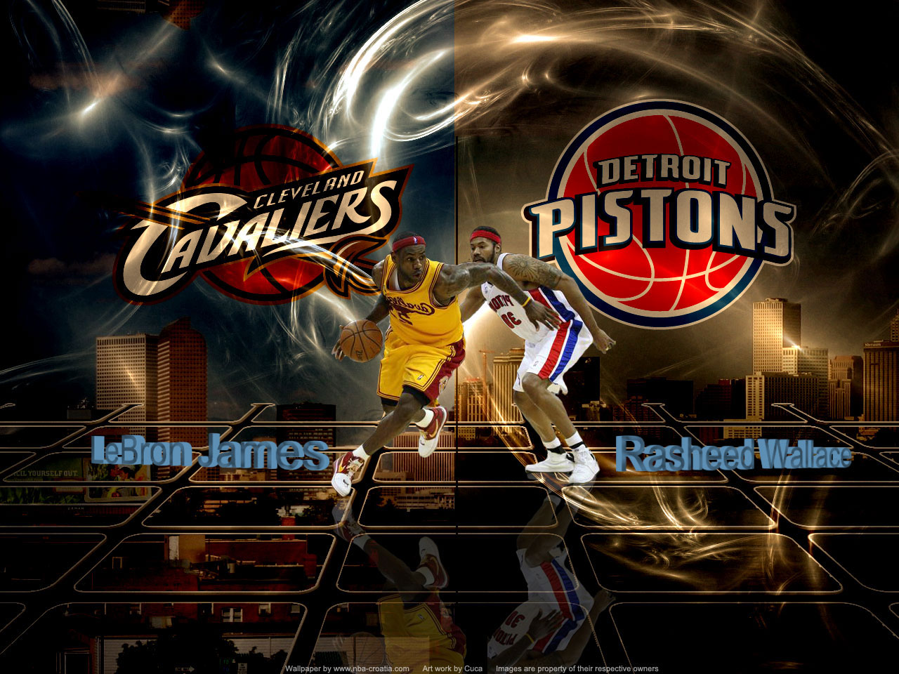 Cleveland wallpaper for computer wallpapersafari - Cleveland cavaliers wallpaper ...