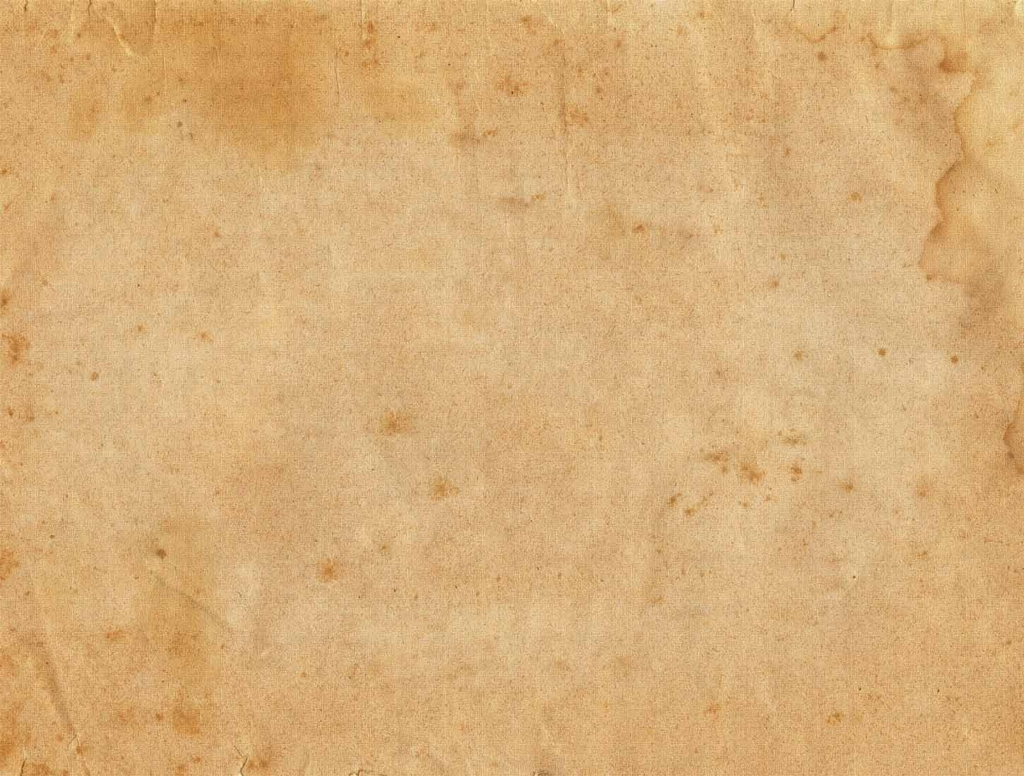 Old Beige Blank Paper Ppt Backgrounds For Your Powerpoint 1450x1100