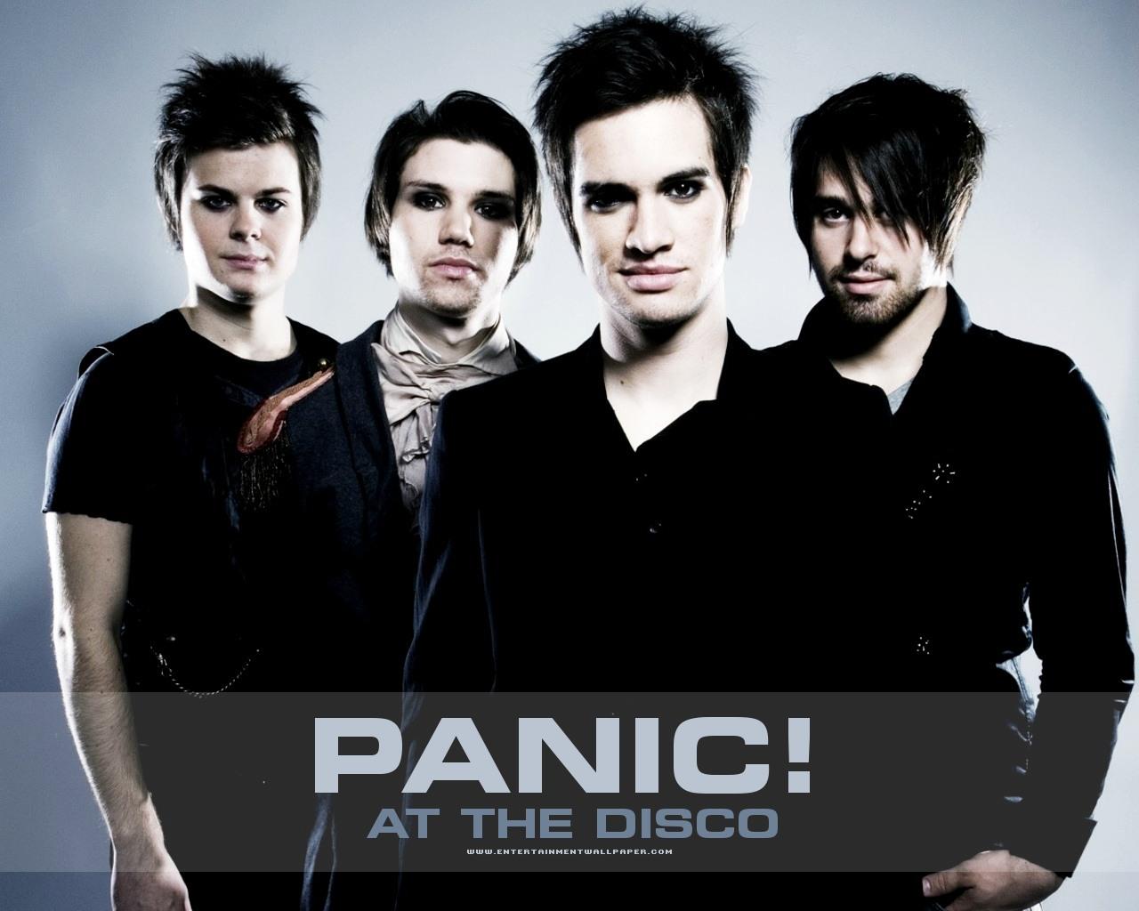 ROCK ARTIST BIOGRAPHY panic at the disco biography 1280x1024