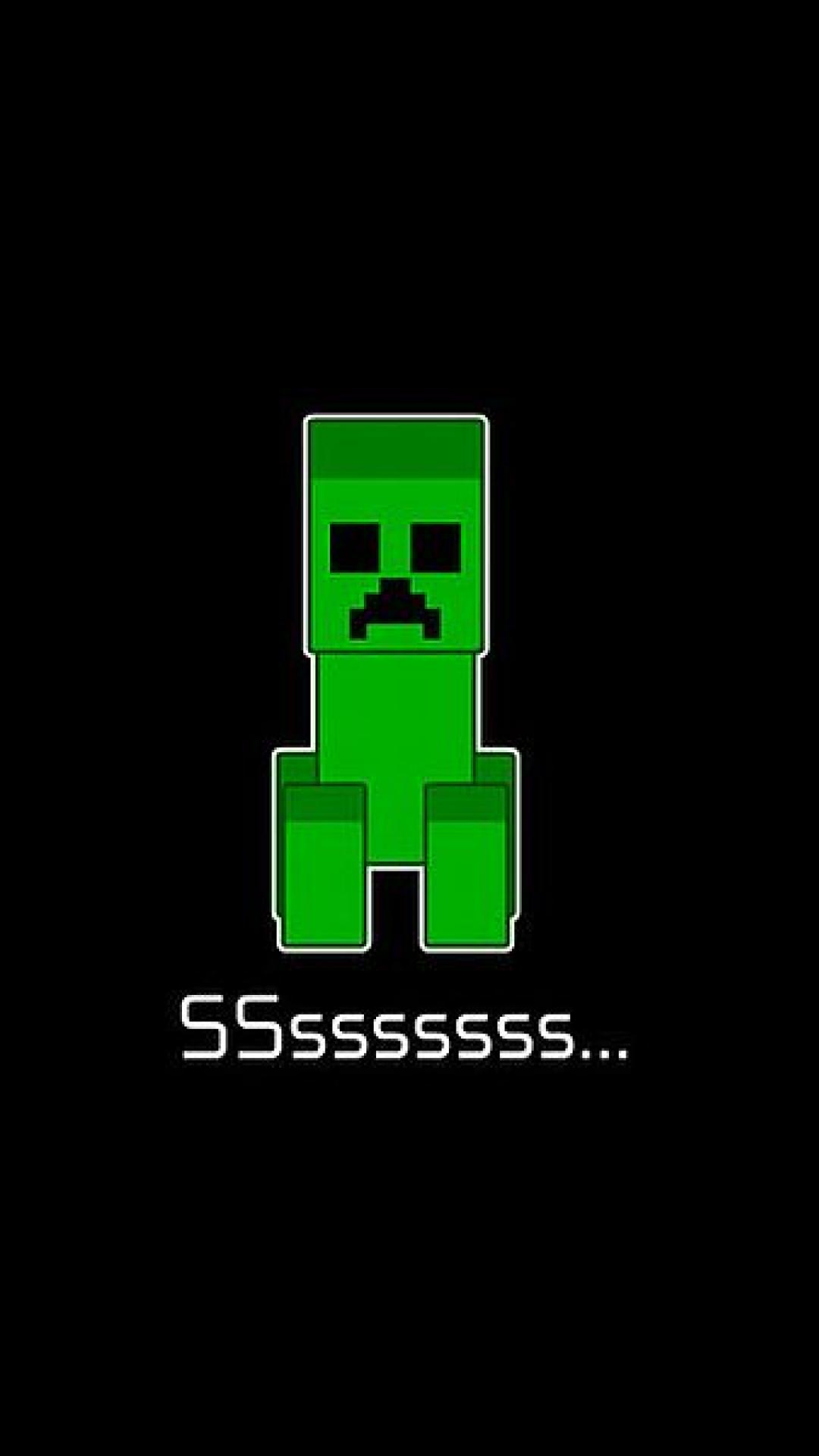 Download Hd Minecraft Mobile Phone Wallpapers 1080x1920 Steve