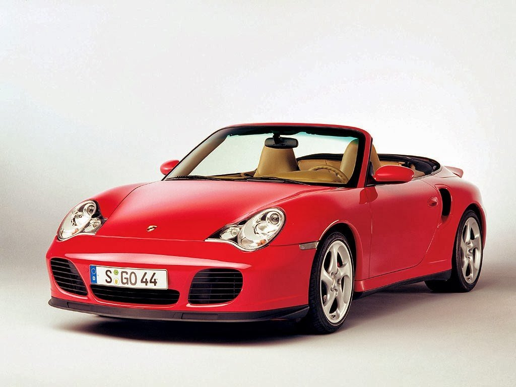 Dxtvbc on screensavers of porsche 911 cabriolet