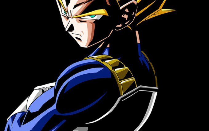 Dragon ball iphone wallpaper wallpapersafari - Vegeta wallpapers for mobile ...