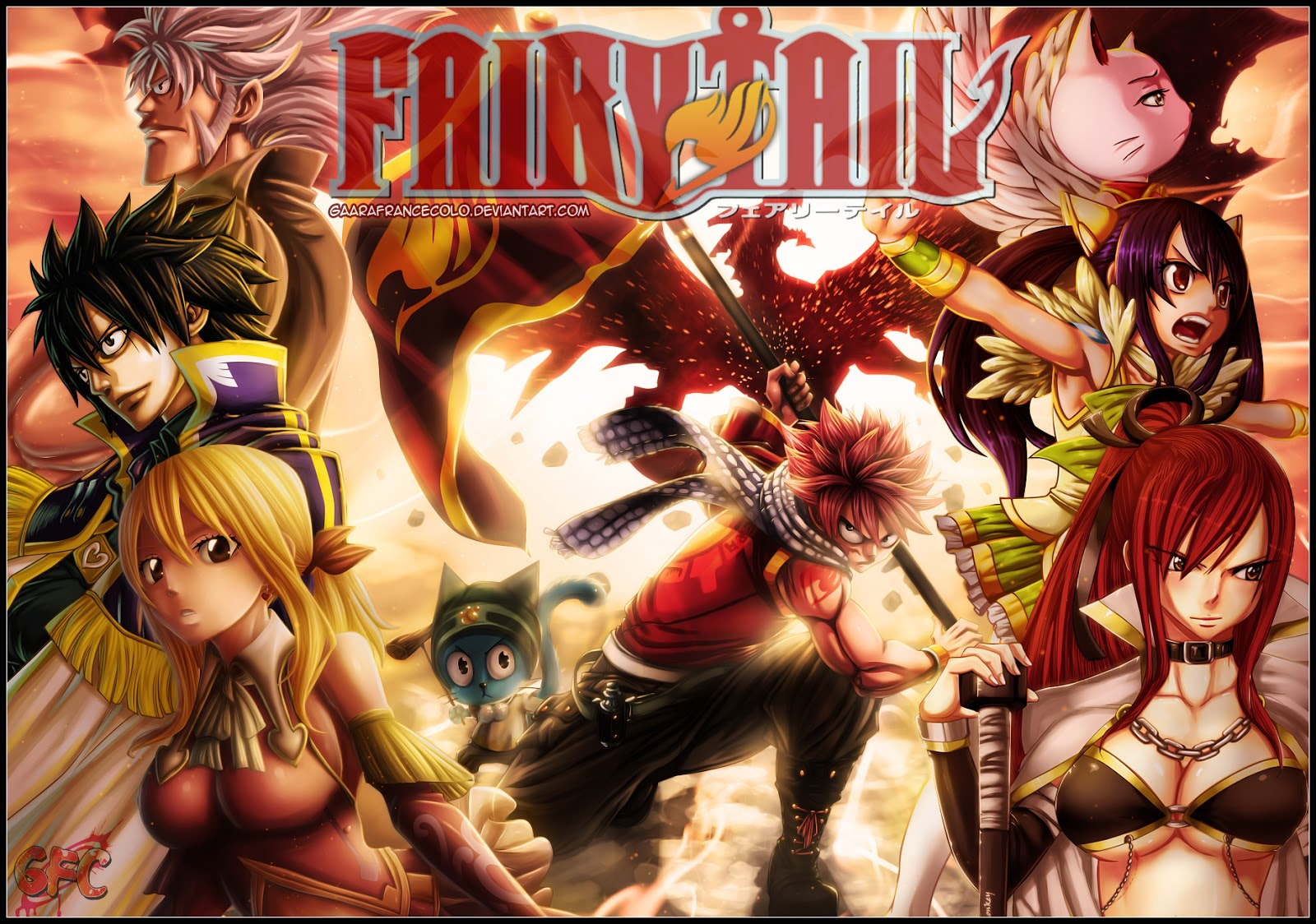 Fairy Tail 2015 Wallpaper Hd