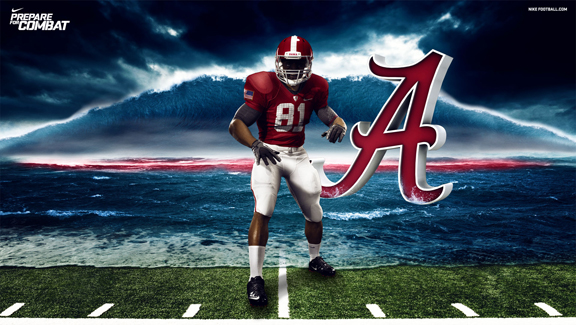 alabama football wallpaper Alabama will wear November 13 576x325