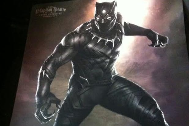 Marvel Black Panther Movie Wallpaper Black panther marvel movie 618x412